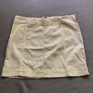 Dresses & Skirts - Khaki skirt